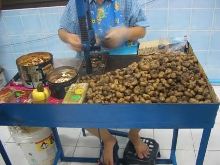 Cashew Nut factory phuket