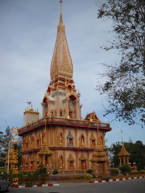 Wat Chalong  phuket Taxi