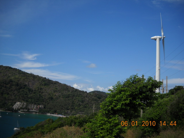 Windmill Viewpoint Phuket taxi