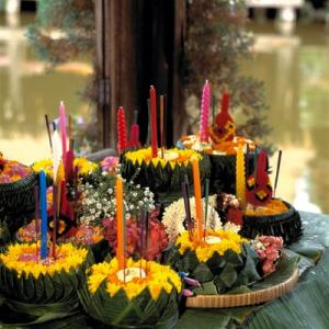 Loy Krathong Festival on 21 November 2010 7:00 p.m.