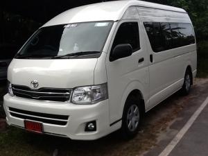 Mr AU New Minibus 2012
