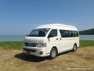 Phuket Minivan